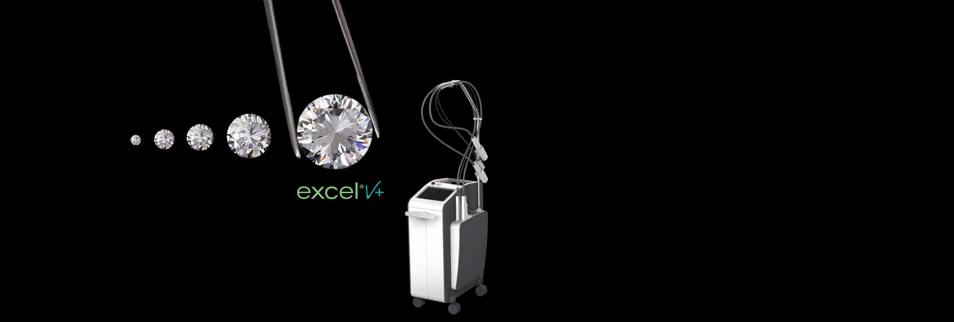 systeme laser excelV plus